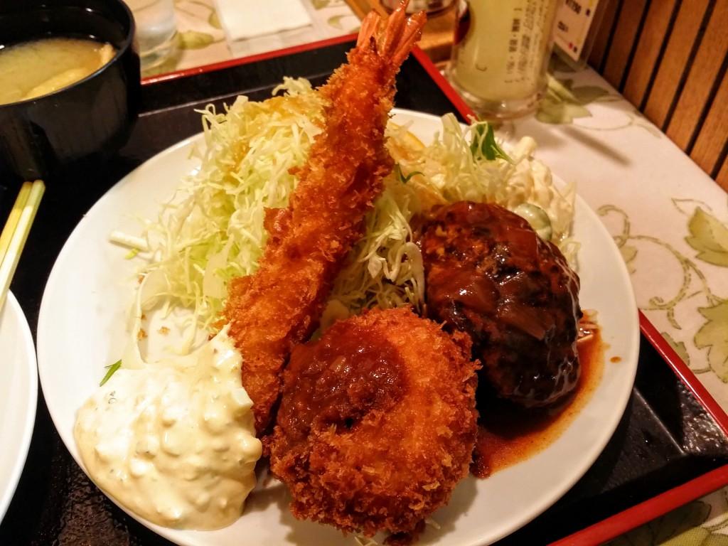 梅田洋食グリルロン
