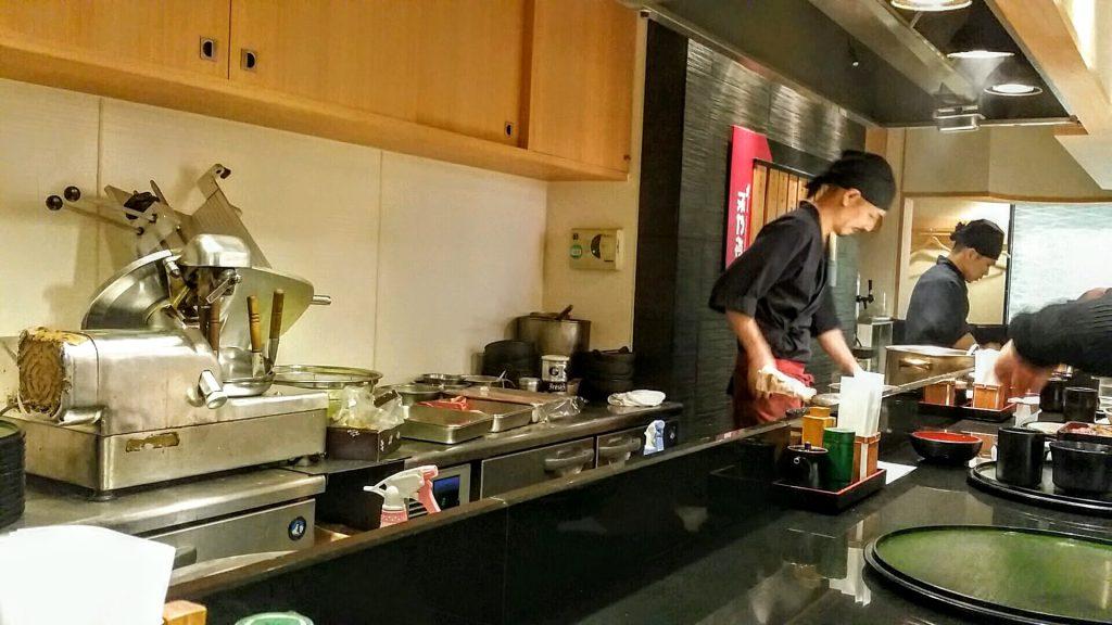 大阪梅田「本みやけ」