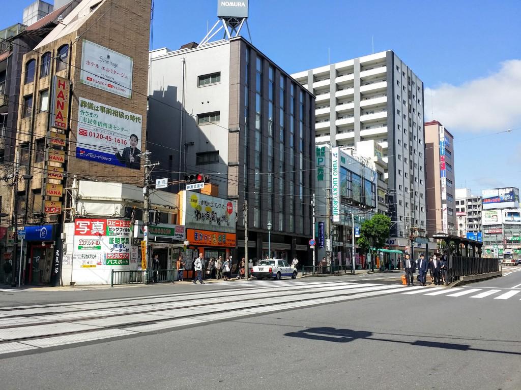長崎観光通り
