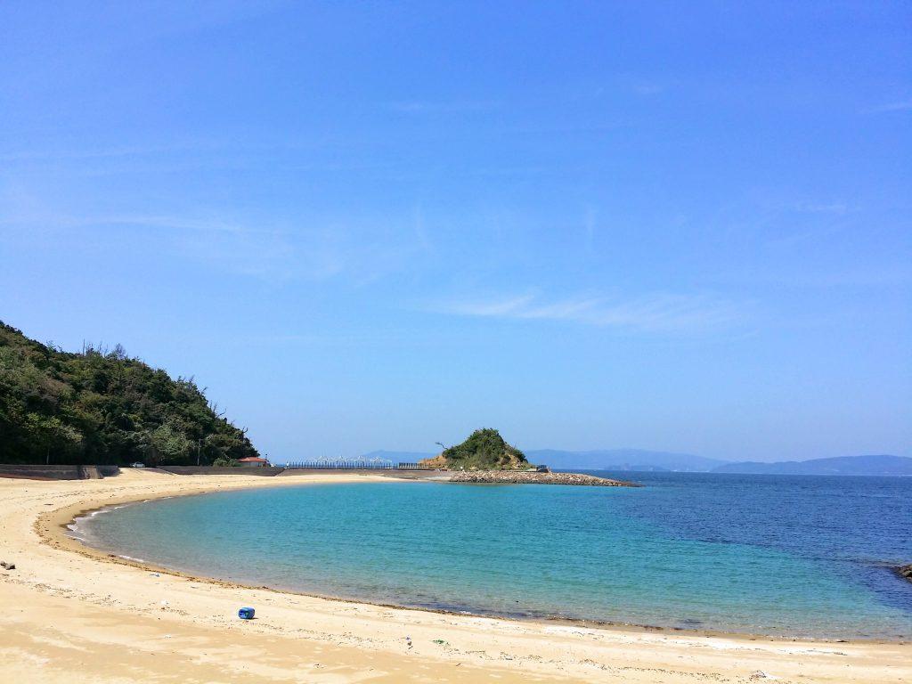 コスタ・デル・ソル伊王島海水浴場