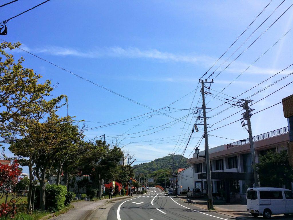 伊王島ロード