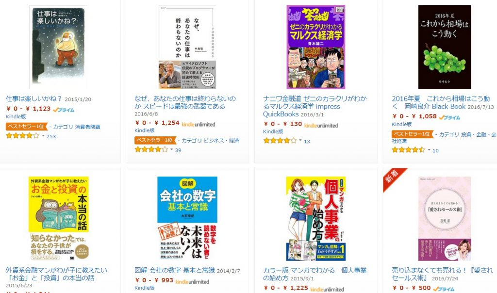 12kindleunlimited本読み放題