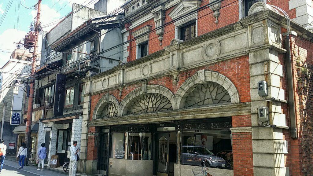 ホテルモントレ京都から三条通りa