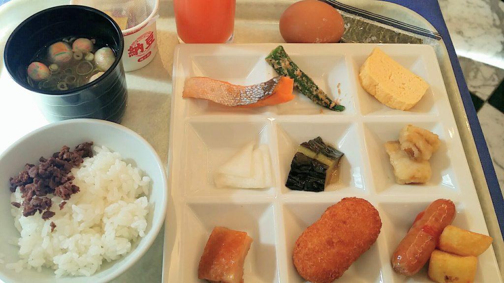 ホテルモントレ京都朝食l